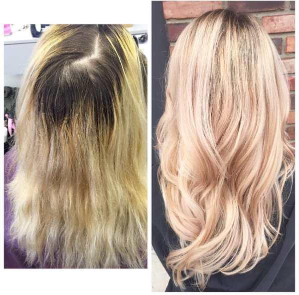 dc635f69a 25+ Uneven Blonde Hair - CT Hair & Nail Design Ideas
