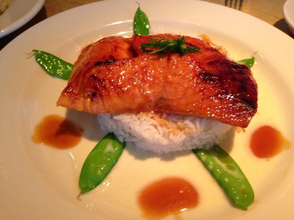 Miso Salmon $19.95 - Yelp