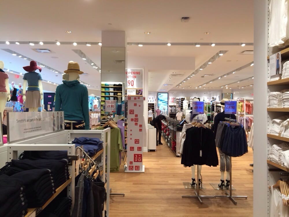Uniqlo  Mens Clothing  King of Prussia PA United