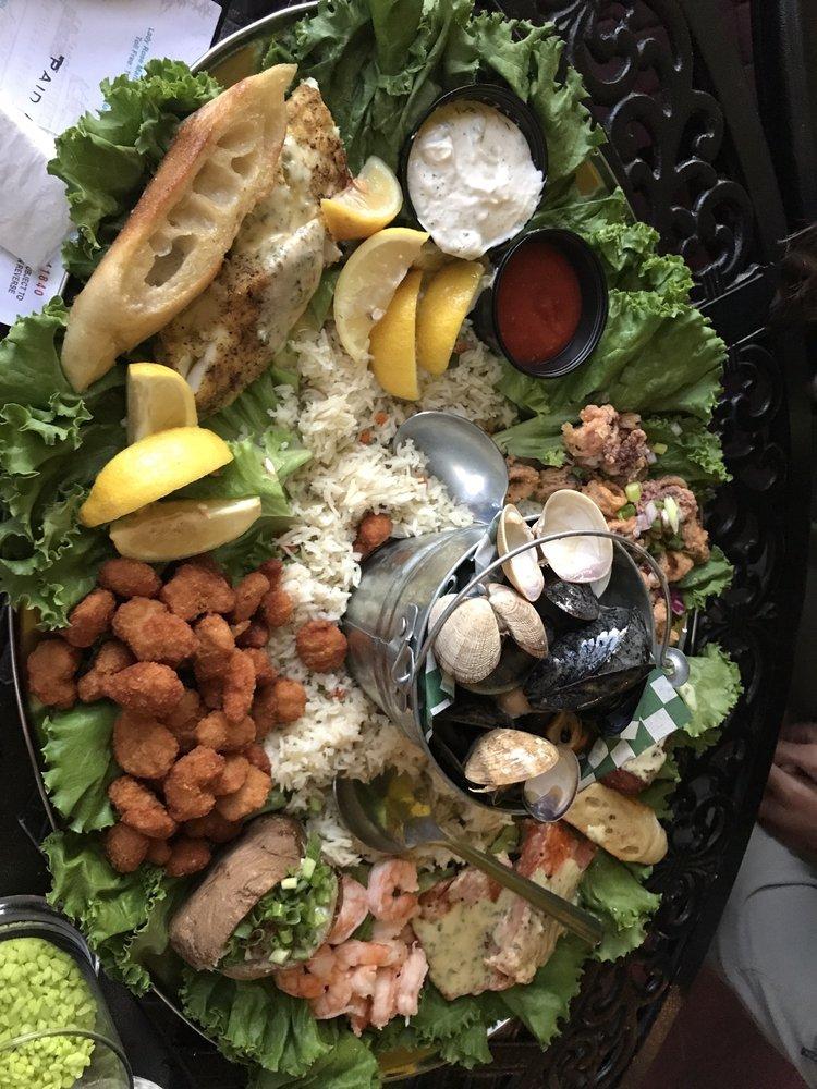 Seafood Bucket Restaurant Near Me