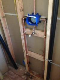 GROHE Shower Valve Install!