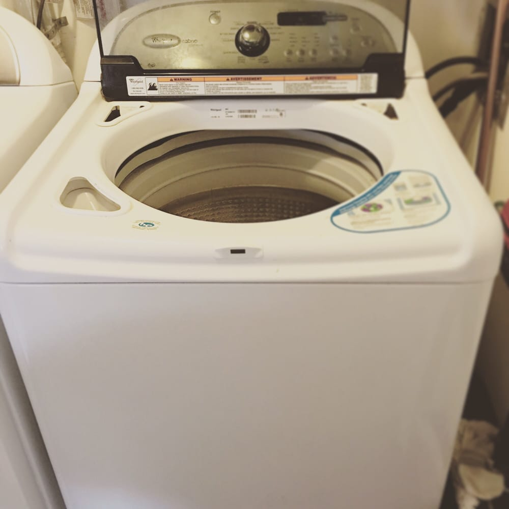 medium resolution of photo of appliance repair doctor chicago il united states whirlpool cabrio washer