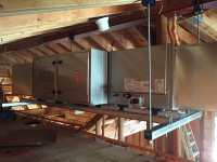 New construction 96% efficient Bryant furnace with coil ...
