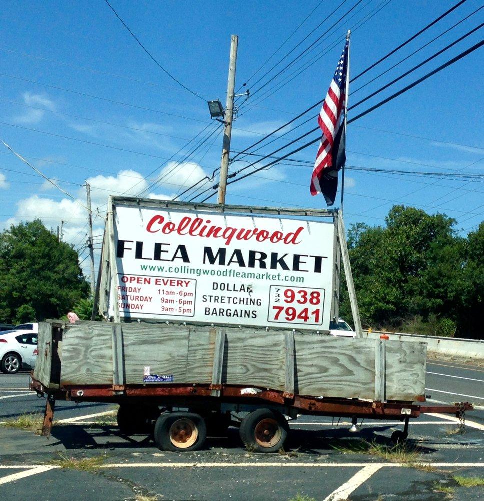 Collingwood Flea Auction Market
