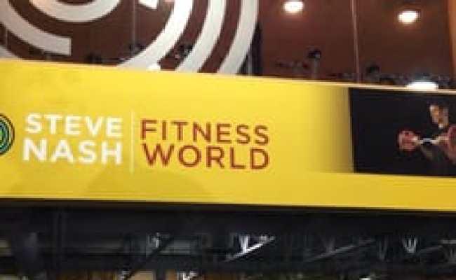 Steve Nash Fitness World Gyms 19925 Willowbrook