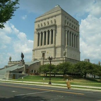 Indiana War Memorial Landmarks Amp Historical Buildings