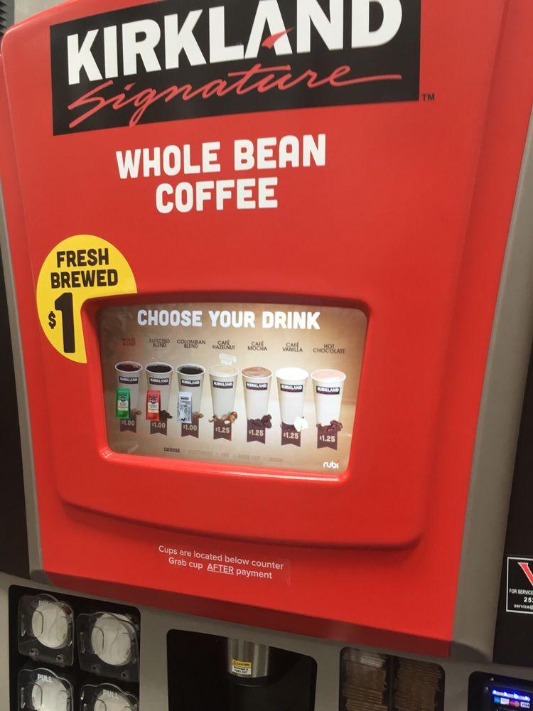 coffee vending machine yelp