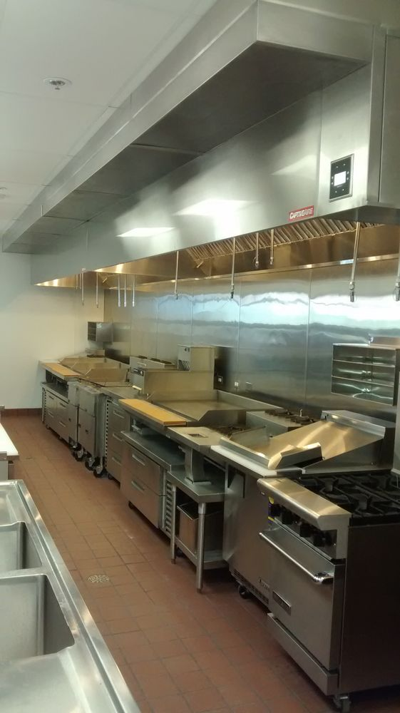 commercial kitchen hood installation gold hardware yelp photo of hutchison mechanical lakeside ca united states