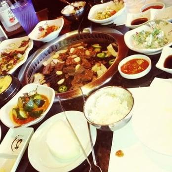 Manna Korean BBQ  Kearny Mesa  San Diego CA  Yelp