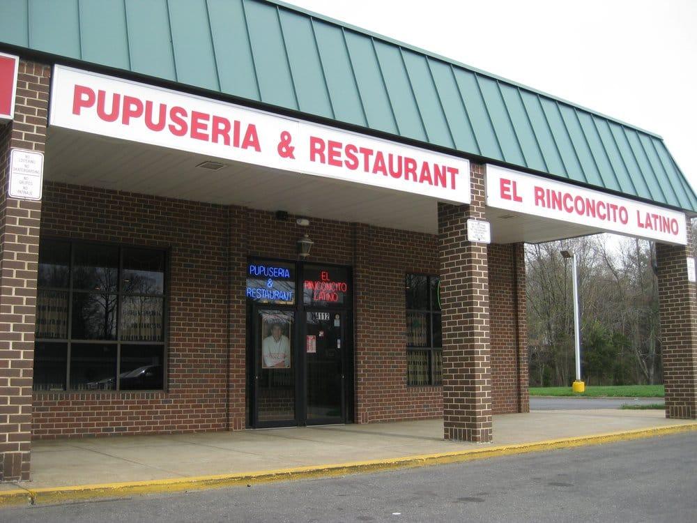 El Rinconcito Latino  CLOSED  Latin American  4112 Dale Blvd Woodbridge VA  Restaurant
