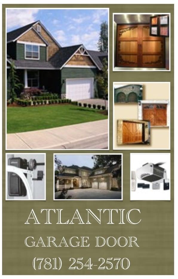 Atlantic Garage Doors  Garage Door Services  Saugus, Ma