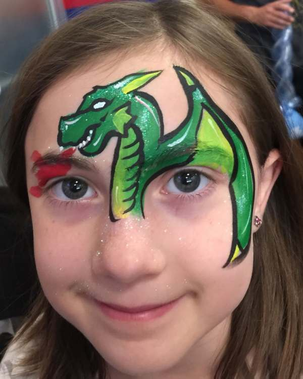 Zanypaint Face Painting - 22
