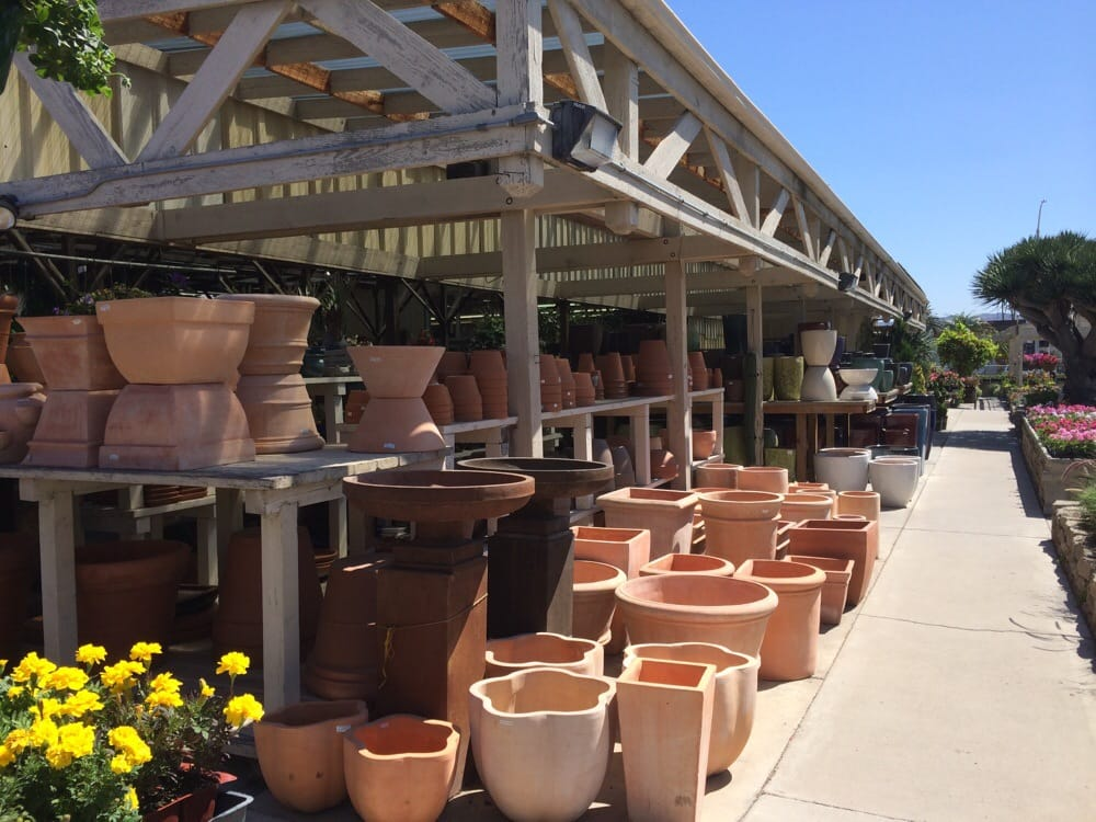 Tuscan style containers