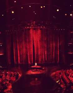 Photo of cirque du soleil zumanity las vegas nv united states also balcony seat view yelp rh