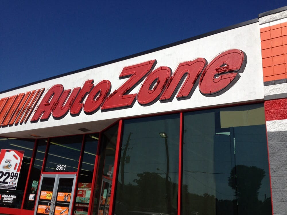 AutoZone  Auto Parts  Supplies  3351 S Conway Rd