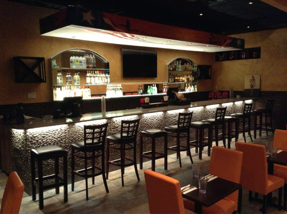 New bar area  Yelp