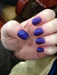 Shellac manicure by Vvian $30 - Yelp