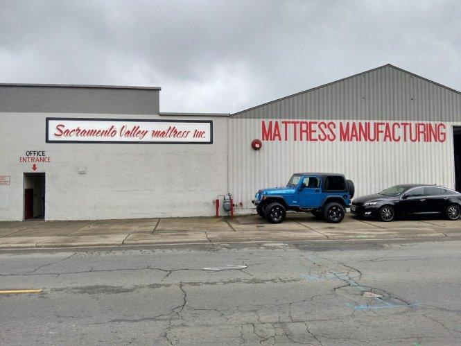 Sacramento Valley Mattress Mattresses 4160 14th Ave Ca Phone Number Yelp
