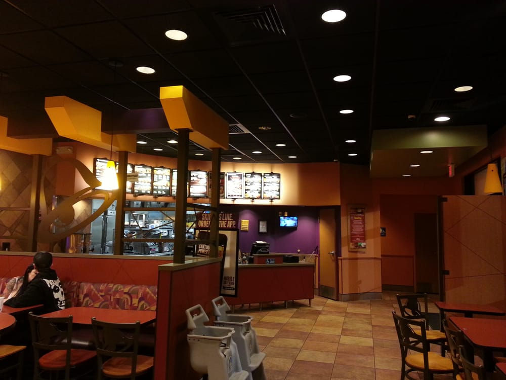 Fast Food Restaurants 77041