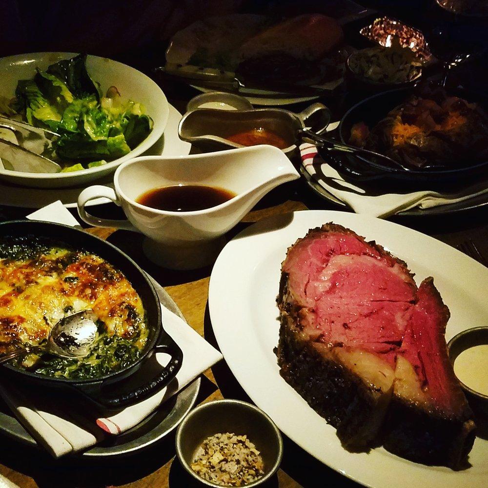 Steakhouse New City Ny