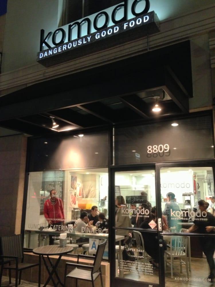 Komodo Cafe - Los Angeles, CA, United States
