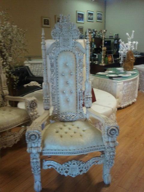 King Chair Rental Los Angeles San Diego Bride And Groom