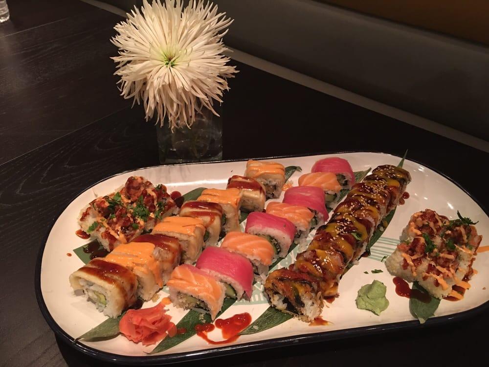 Sushi Restaurants Rochester Mn