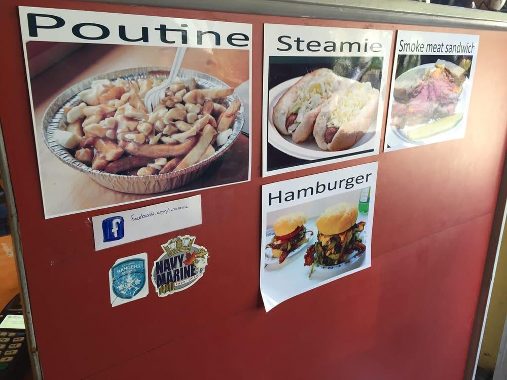 Fast Food Restaurants Victoria Bc