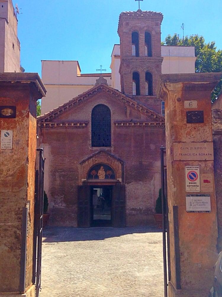 Casa di Riposo San Francesca Romana  Retirement Homes  Vicolo di Santa Maria in Cappella 6