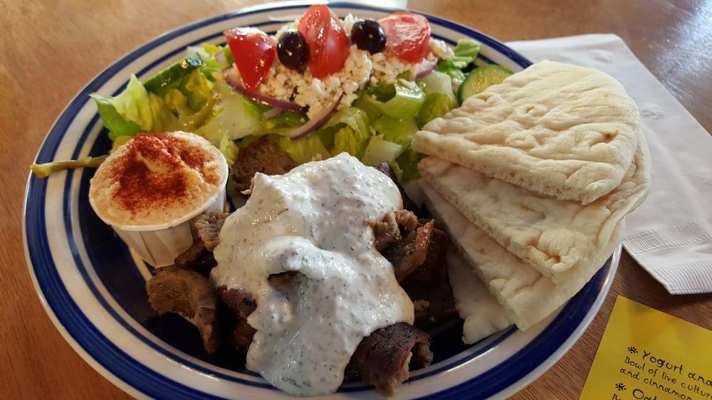 Good Greek Salad Near Me