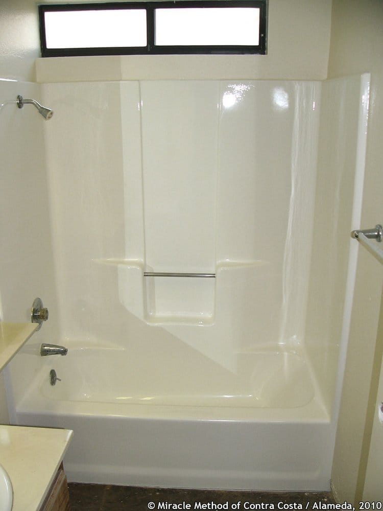 Fiberglass Tub And Showers