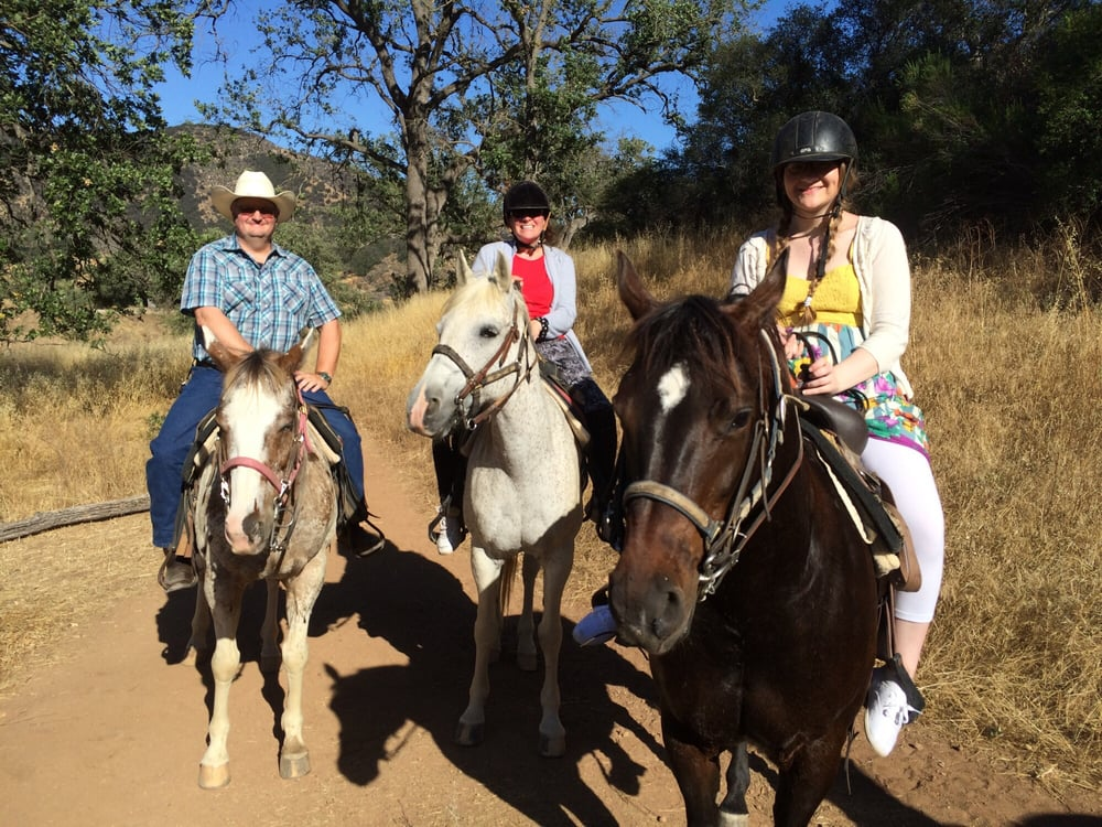 Horseback Riding Agoura Hills