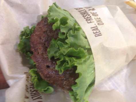Image result for mcdonalds burger no bun