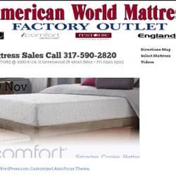 Photo Of American World Mattress Greenwood In United States