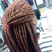 jumbo box braids - yelp