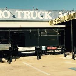P O Of All Pro Truck Accessories Haltom City Tx United States