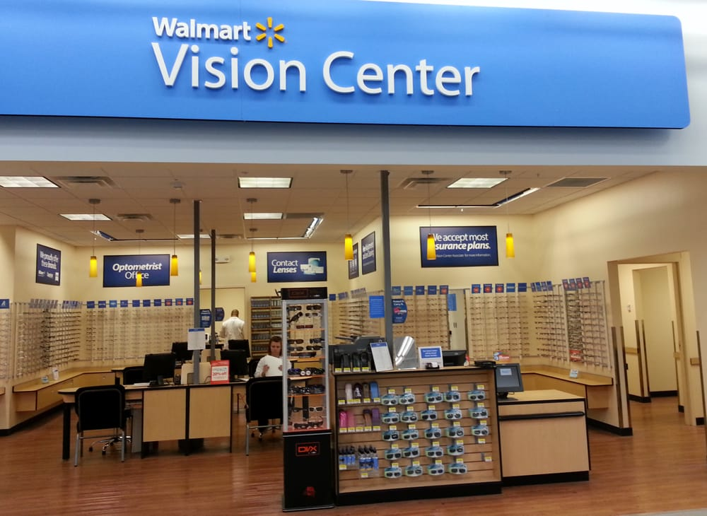 Walmart Vision Center And Eye Care  Yelp