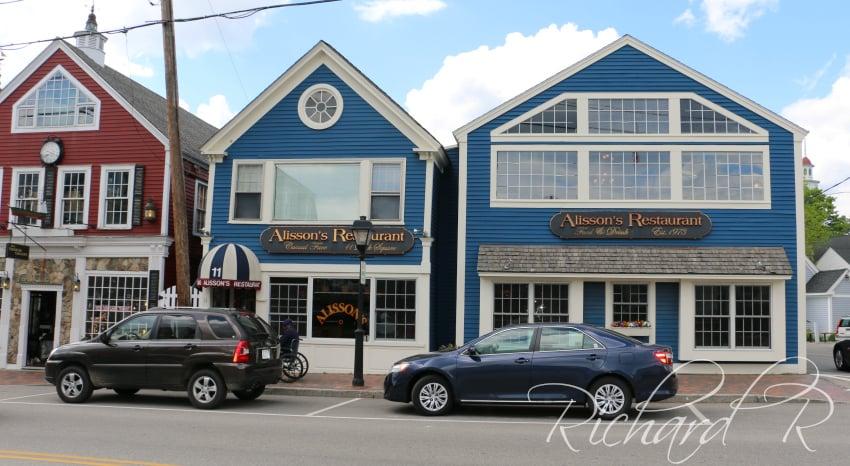 Local Seafood Restaurants Near Me