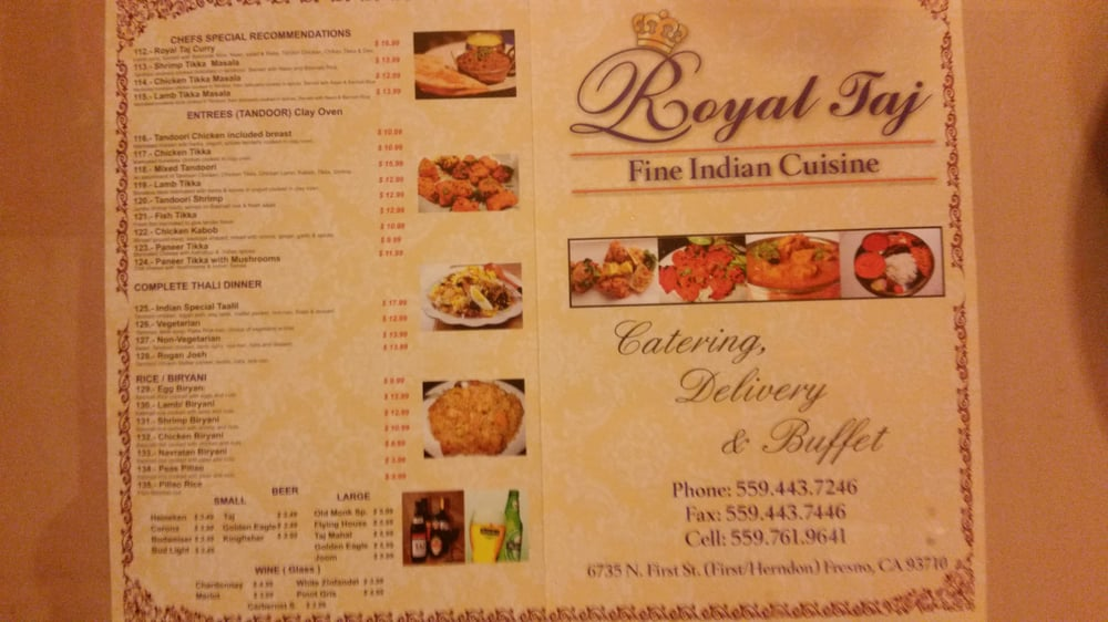 Indian Restaurants Buffet Near Me