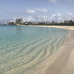 mullet bay beaches freeport