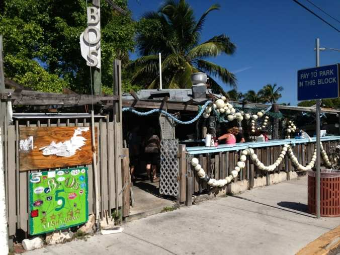 B O's Fish Wagon - Key West, FL, United States