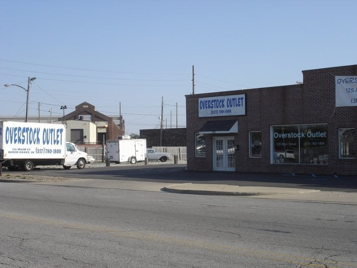 Overstock Outlet - CLOSED - Outlet Stores - 3202 S East St. Indianapolis. IN - Phone Number - Yelp