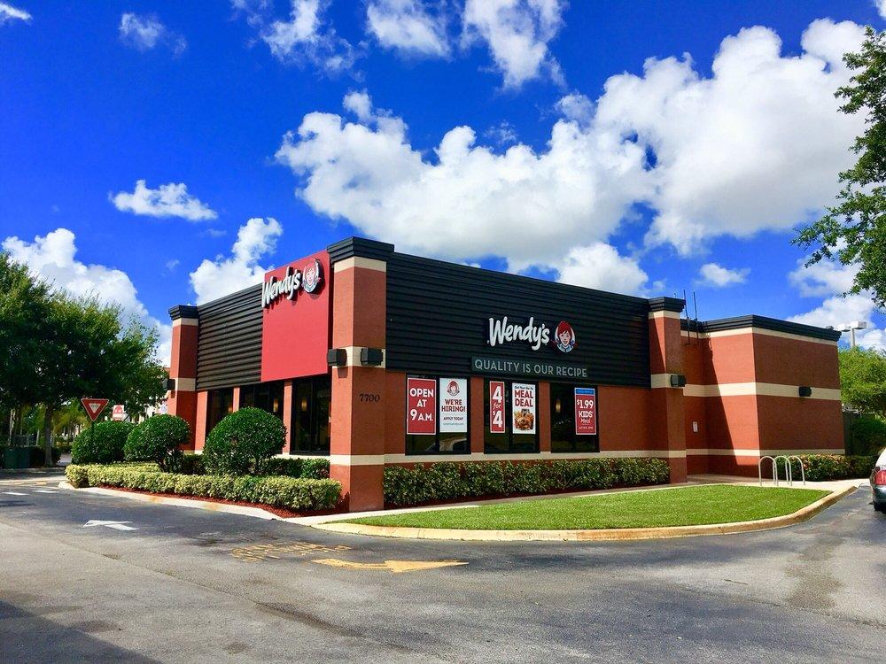 wendy s fast food