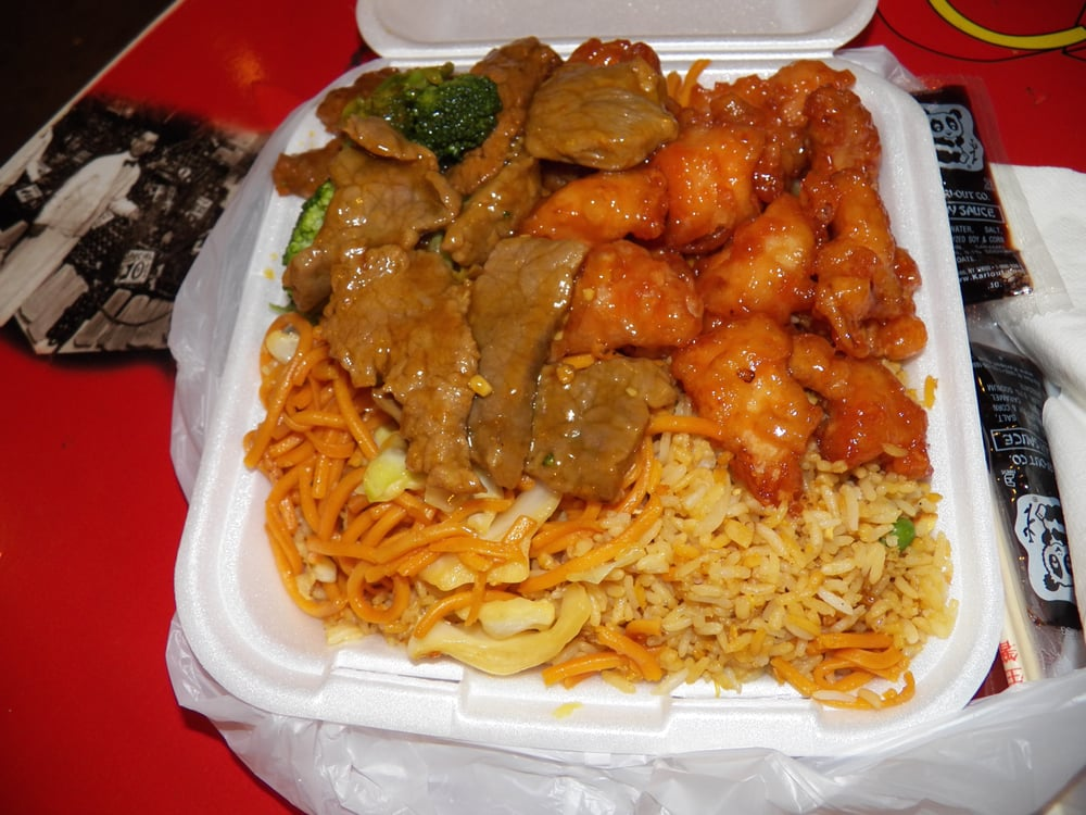 Chinese Food Near Downtown