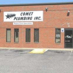 Comet Plumbing Supply  Plumbing  4920 Cleveland St
