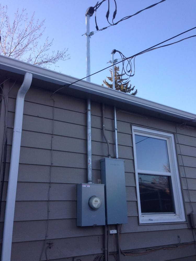 Mobile Home Electrical Service Pole Overhead Wiring Diagram Mobile