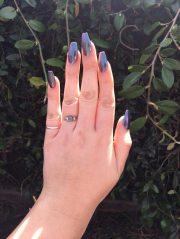 chrome nails 15 extra