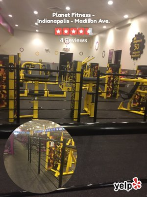 Planet Fitness Madison Ave : planet, fitness, madison, Planet, Fitness, Madison, FitnessRetro