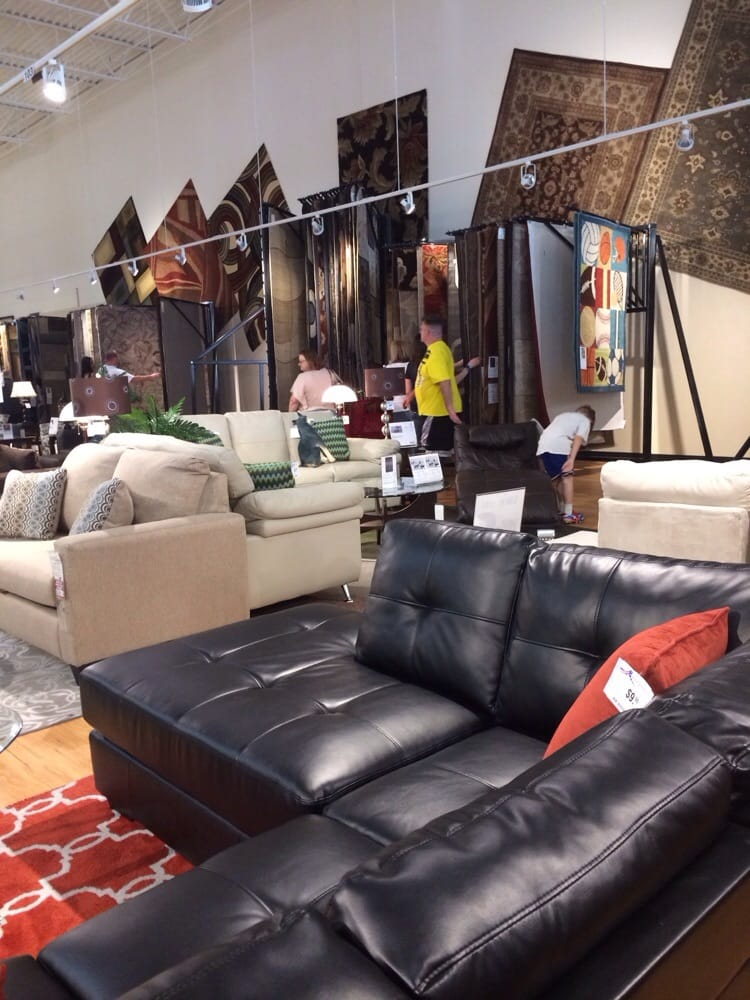 american furniture warehouse living room rugs entertainment centers wall units lots of area rug choices good prices yelp photo gilbert az united states