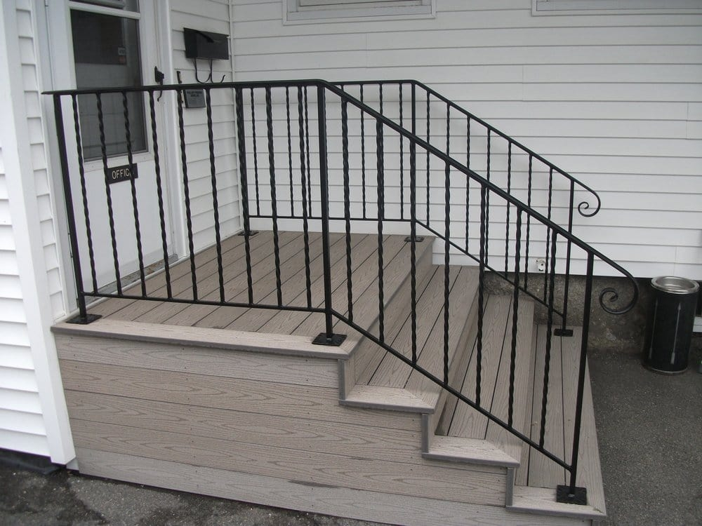 Wrought Iron Railings For Steps Driverlayer Search Engine | Iron Railings For Steps